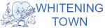 ホワイトニングタウンロゴ